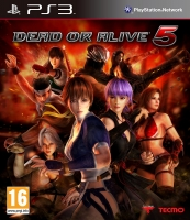 Koei tecmo PS3 Dead or Alive 5