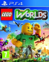 Wb games PS4 LEGO Worlds (CUSA02979)