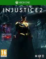Wb games Xbox One Injustice 2