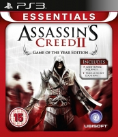 Ubisoft PS3 Assassin's Creed II