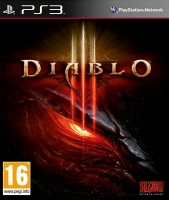 Blizzard PS3 Diablo III (BLES01921)