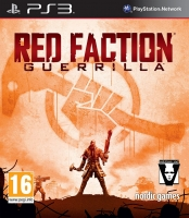 Nordic games PS3 Red Faction:
