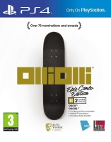 Badland games PS4 OlliOlli: Epic Combo