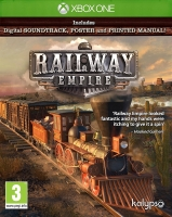 Kalypso Xbox One Railway Empire