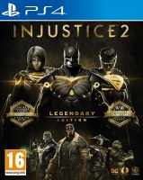 Wb games PS4 Injustice 2 Legendary Edition