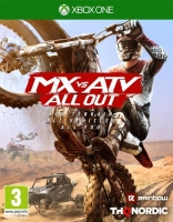 Thq nordic Xbox One MX vs ATV: All