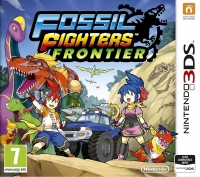 Nintendo 3DS Fossil Fighters