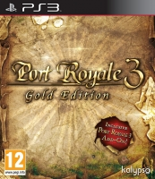 Kalypso PS3 Port Royale 3 Gold