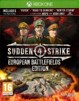 Kalypso Xbox One Sudden Strike 4: