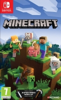 Mojang SWITCH Minecraft incl.