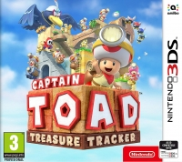 Nintendo 3DS Captain Toad: