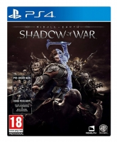 Wb games PS4 Middle-Earth: Shadow of War