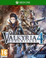 Sega Xbox One Valkyria Chronicles