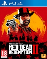 Take-two interactive PS4 Red Dead