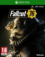 Bethesda Xbox One Fallout 76 incl.