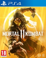 Wb games PS4 Mortal Kombat 11