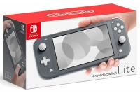 Nintendo Switch Lite - Grey (GAZAA)