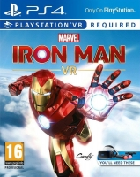 Sony PS VR Marvel's Iron Man VR
