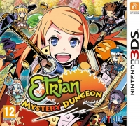 Atlus 3DS Etrian Mystery Dungeon
