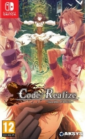 Aksys games SWITCH Code: Realize -