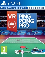 Merge games PS VR Ping Pong Pro