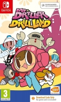 Namco bandai SWITCH Mr. DRILLER