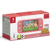 Nintendo Switch Lite - Coral incl.