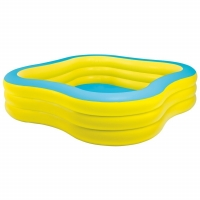 Intex Beach Wave Swim Center Pool