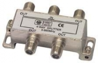 (FC-4SPLIT) OEM TV spliters uz 4