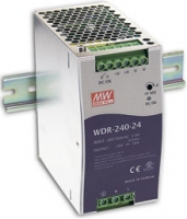 (WDR-240-24) Mean well Pwr