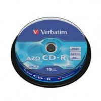 Verbatim CD-R 80/700MB 52X 10pack