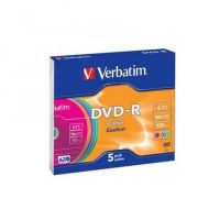 Verbatim DVD-R 4.7GB 16X 5pack