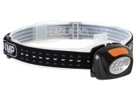 EHL11 Velleman  2 IN 1 LED HEADLAMP WITH 4