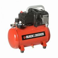 Black&Decker 10l kompresors