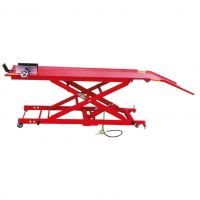 TBR Motorcycle lifting table