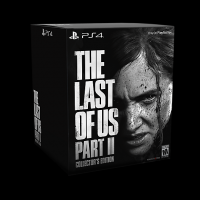 Sony PS4 Last of Us Part II