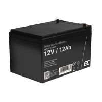 Green cell Battery AGM 12V 12AH