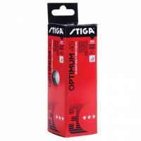 Stiga OPTIMUM 40+ 3-Star Polyball