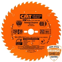 CMT ITK PLUS RIP AND CROSSCUT SAW