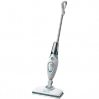 B and ampd Steam mop FSM1605, Black+Decker