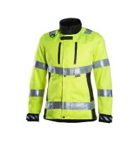 Dimex Hi.vis jacket  6012, yellow, womens S,