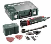 Metabo Multitool MT 400 Quick SET,