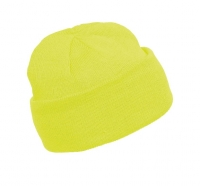 - Hi. vis winter knitted hat
