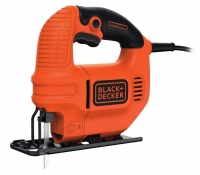 Black+decker Figūrzāģis KS501EK