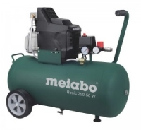 Metabo Kompresors Basic 250-50 W
