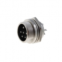 MIC336  Socket microphone male