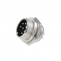 MIC337 Socket microphone male PIN: