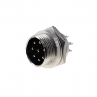 MIC338 Socket microphone male PIN: