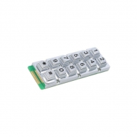 Accord AK-206-N-SSB-WP-MM Keypad: