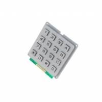 Accord AK-1604-N-SSB-WP-MM Keypad: